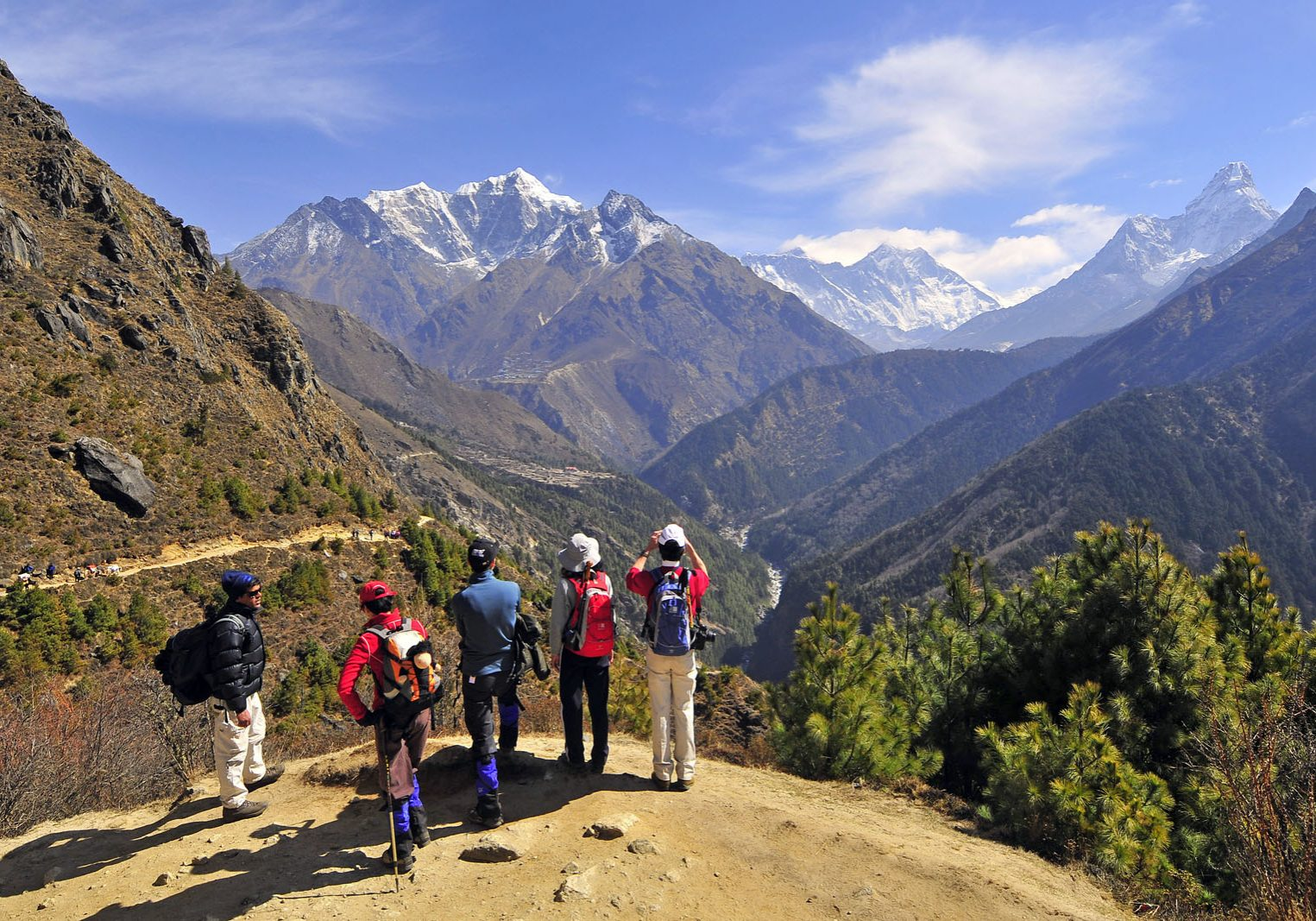 Trekking-in-nepal-Nature-trail
